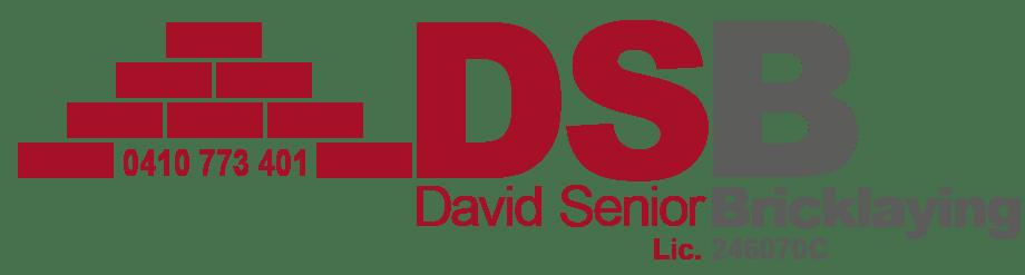 David Senior Bricklaying